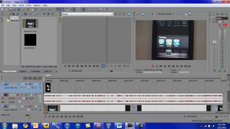 tutorial sony vegas pro 10 sony vegas pro 10 tutorial positioning video tracks youtube
