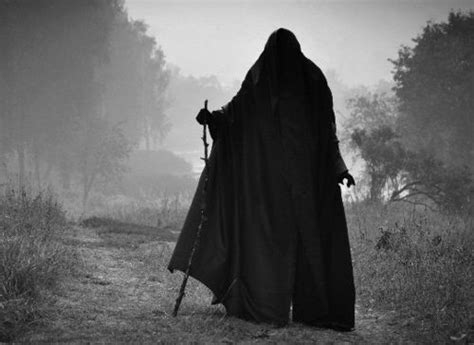 cloaked in shadow the photography creepy horror night dark forest ghost fraupornuar