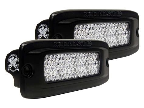 Ridged Lights by Buy Rigid Sr Qf White Diffused Led Light Pair