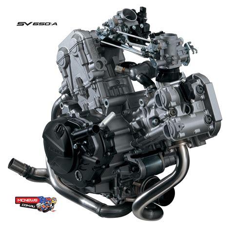 Suzuki Engine 2016 Suzuki Sv650 Mcnews Au