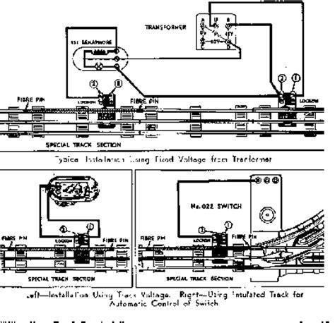 wiring lionel crossing gate marx crossing gate elsavadorla