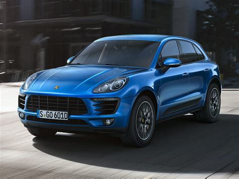 Macan Porche 2015 porsche macan price photos reviews features