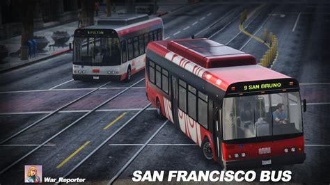 San Francisco Muni Skin Gta5 Mods Com