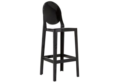 Kartell Bar Stool by Kartell One More Bar Stool Back Barstool By Philippe