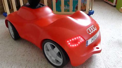 Audi Bobycar by Audi Bobby Car Tuning Ca 15mm Tiefer Va Ha Led Leuchten