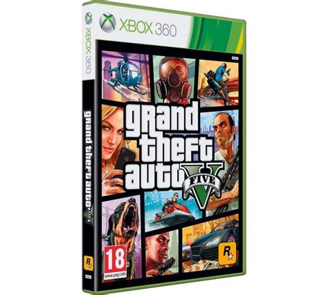 Grand Theft Auto 5 Xbox 360 by Xbox 360 Gta 5