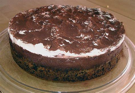 kuchen mousse au chocolat mousse au chocolat torte torten und kuchen beliebte
