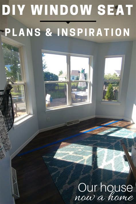 Windowseat Inspiration Diy Built In Window Seat Plans And Inspiration Our House Now A Home