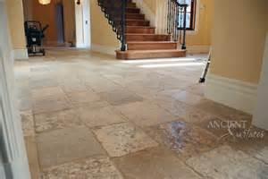 antique biblical limestone reclaimed flooring pavers