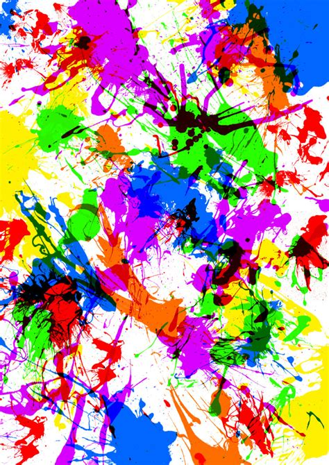 cool painting for free free texture paint splatter by smileys 4 on deviantart