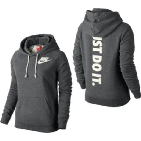 Sweater Hoodies Nike Just Do It nike s just do it rally hoodie from s sporting