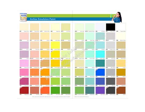 avitex katalog warna home design idea egrafis