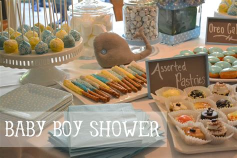 Baby Shower Boy Food by Stephy Baby Shower Ideas On Baby Shower Foods