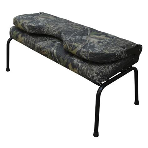 marine folding bench seat wise seating 43 quot commander ii camouflage bench fold down