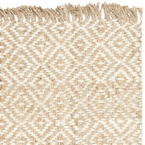 jute rug 5x8 safavieh woven sisal style ivory jute rug 5 x 8