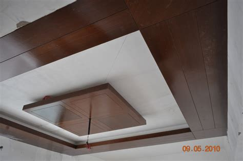 wooden false ceiling code of living