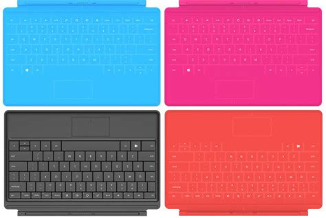 review surface rt microsofts bid for a thing of its touch cover vs type cover empirical test data doesn t