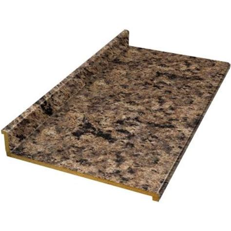 10 Foot Laminate Countertop by Hton Bay Tempo 10 Ft Laminate Countertop In