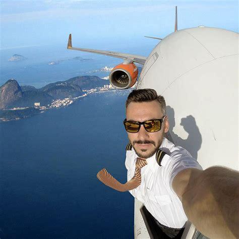 emirates guy viral pilot s dangerous mid flight selfies go viral but turns