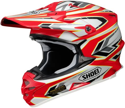 shoei motocross helmets closeout shoei vfx w block pass moto road helmet closeout ebay