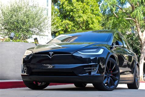 Tesla Model X Delivery Tesla Could Model X Deliveries In The Third Quarter