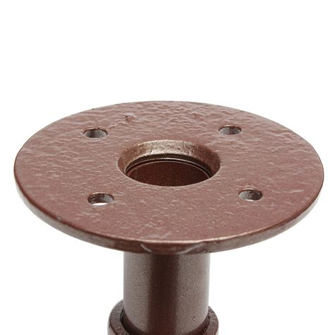1 inch pipe floor support saddle other business farming industry 1 2 inch iron pipe