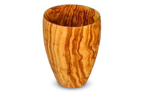 bicchieri di legno bicchiere realizzato in legno di ulivo arte legno spello
