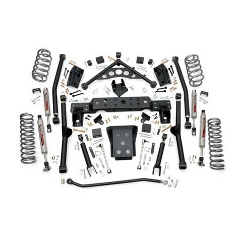 1999 Jeep Wrangler Lift Kit Country 4 Quot Arm Suspension Lift Kit For Jeep Wj