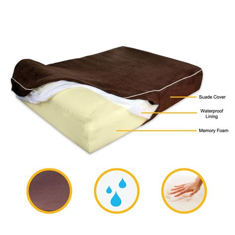 orthopedic memory foam bed large orthopedic memory foam xl bed with pillow beds beds and costumes