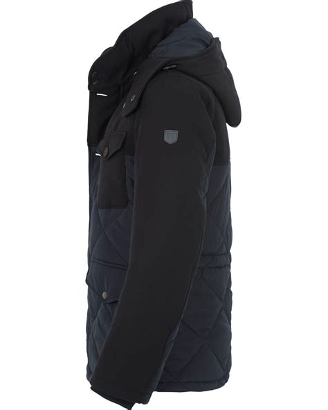 gant the harbour parka navy hos careofcarl
