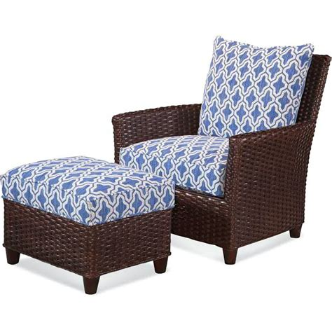 braxton culler lanai breeze chair   rattan wicker