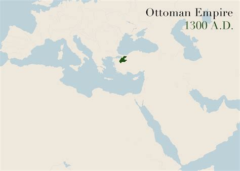 Ottoman Empire 1300 Mapping Globalization Rise And Fall Of The Ottoman Empire 1300 1900