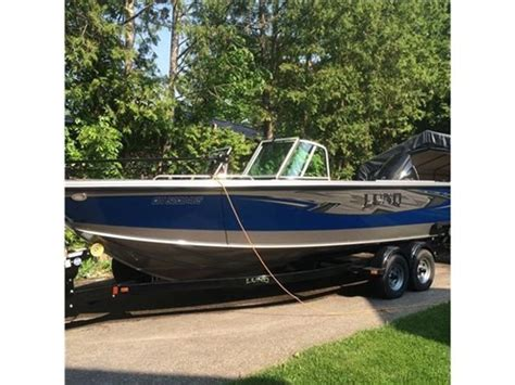 lund boats ontario lund tyee 2075 2016 new boat for sale in trenton ontario