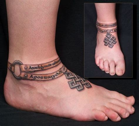 tribal tattoos ankle bracelet best 25 ankle ideas on small