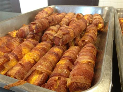 bacon wrapped dogs bacon crisis bacon shortage bacon wars bacon tattoos johnrieber