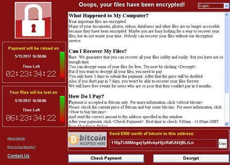 what is wannacry ransomware webopedia definition