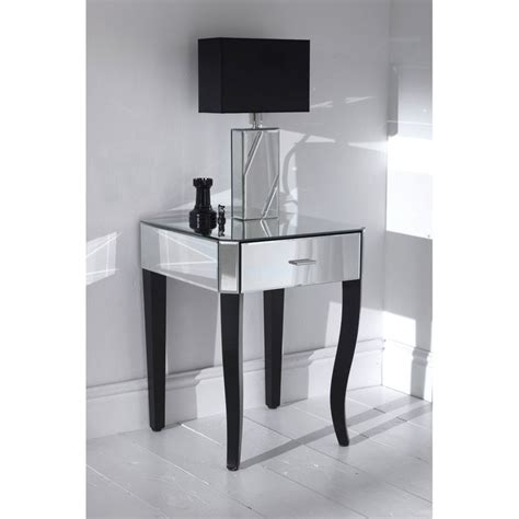 mirror side tables bedroom best 25 mirrored side tables ideas on pinterest