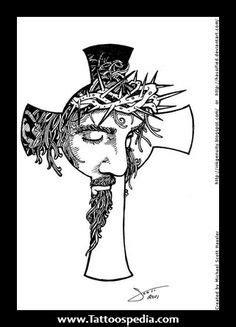 jesus carrying the cross tattoo free cross cliparts free clip free
