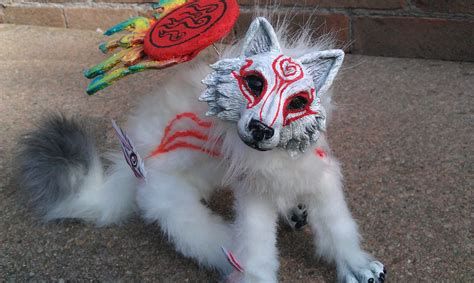 doll wolf shiranui wolf doll closeup by stephanie1600 on deviantart