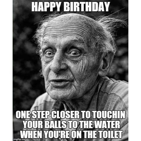 Old Man Birthday Meme - 4735 best images about birthdays on pinterest birthday