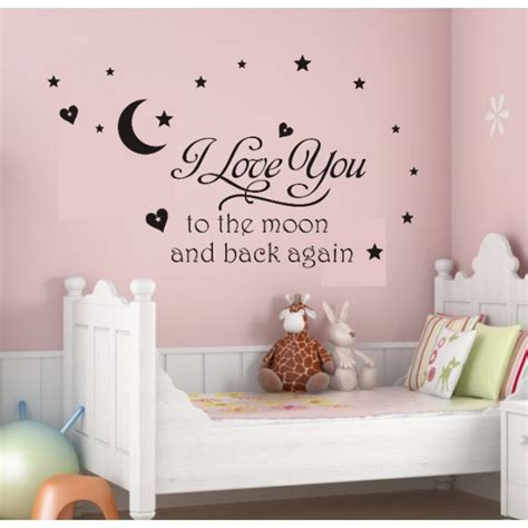Nursery Wall Sticker Quotes anniversary quotes for him for husband for boyfriend for