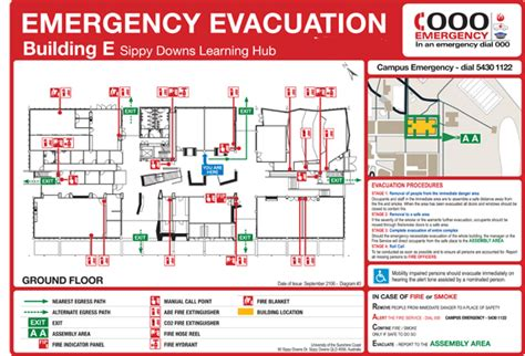 fire and evacuation diagram evacuation diagrams signs chilli fire
