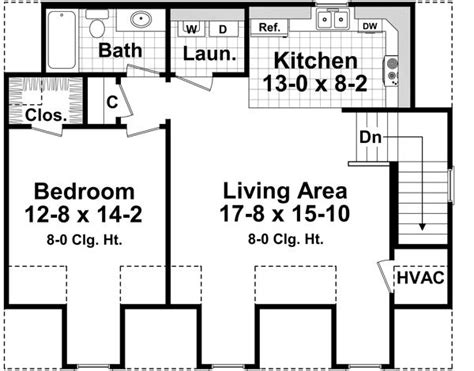 village homes floor plans village circle 4205 1 bedroom and 1 5 baths the house