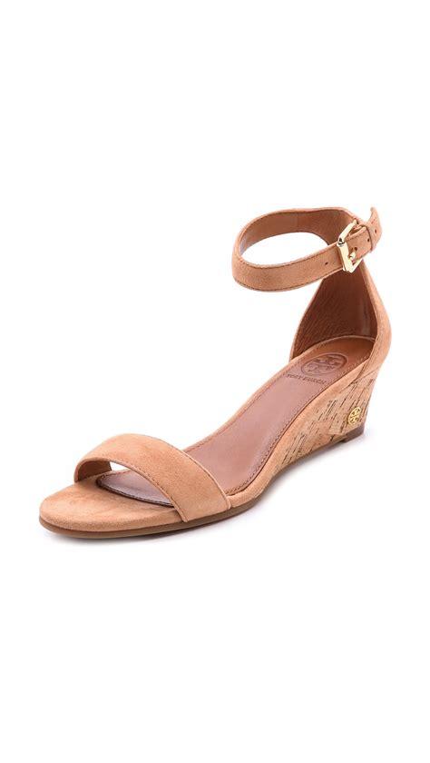 burch sandals wedge burch wedge sandals carnival in beige