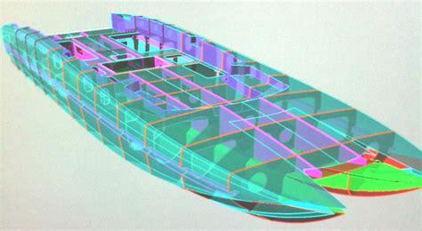 catamaran hull structure gibraltar nautika hull scantling