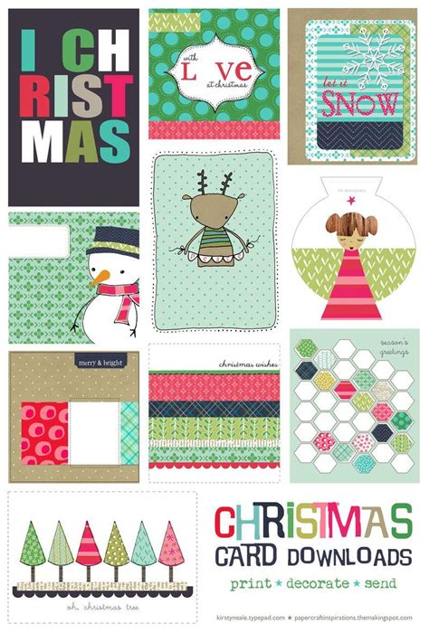 Printable Papers For Card - fpf card printables paperblog
