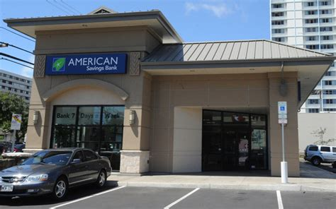 american savings bank american savings bank earnings rise 12 3