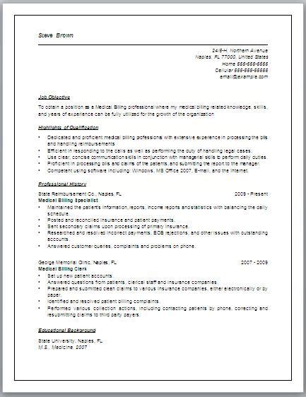 excellent medical coder resume samples also medical coding resume