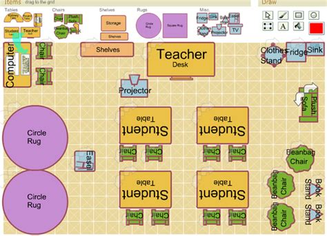 ideal classroom layout kindergarten ideal classroom layout my education portfolio