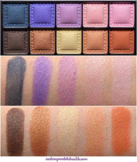 by terry eye designer palette 2 color design review swatch fotd by terry eye designer palette 2 color design beautylish